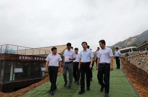 李永红:为打造乡村振兴齐鲁样板贡献日照力量